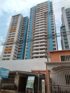 High Rises in Panama City