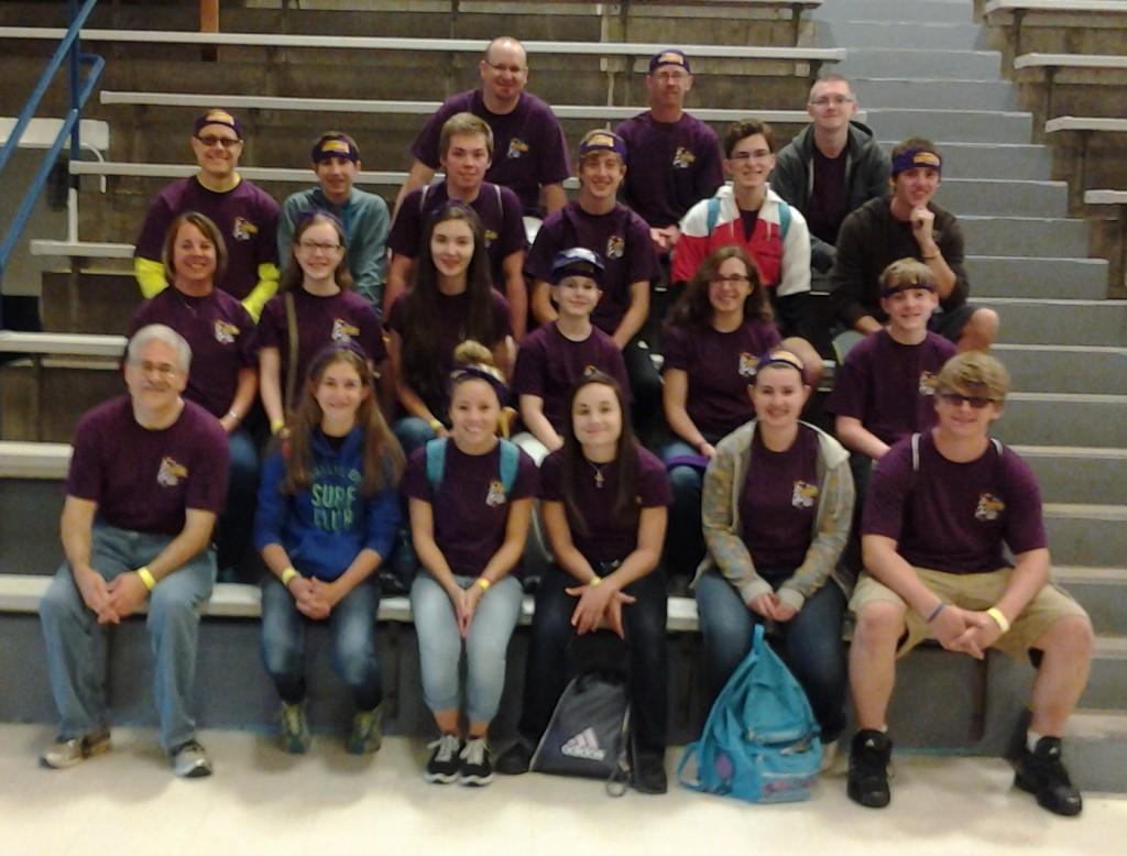 Faith Youth & Parents at Mackinaw