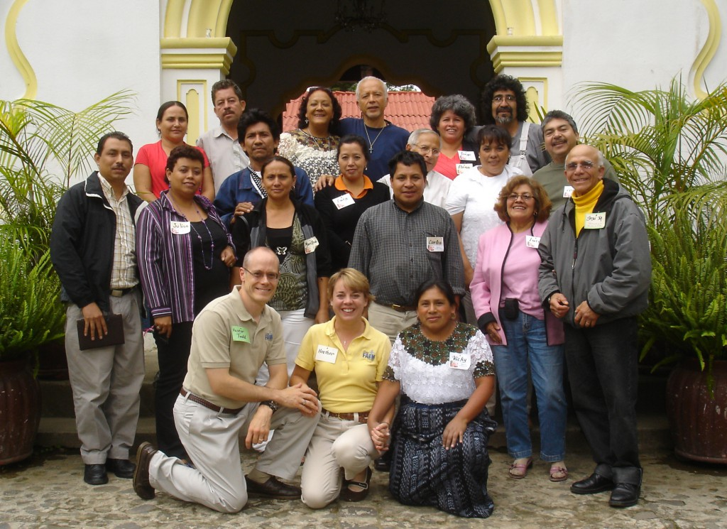 Marriage in Gods Way Guatemala 2009