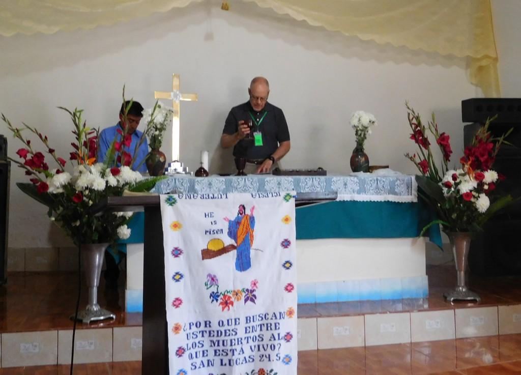 Communion Spanish