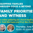 WATCH THE VIDEO…Family Priorities for TODAY